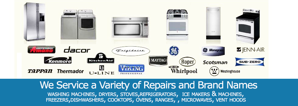 Zulk Appliance Repair | We Service All Appliances Including ...